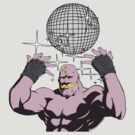 fullmetal alchemist Armstrong Disco by Tardis53
