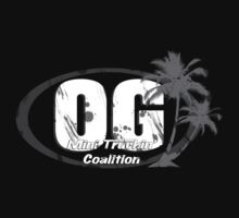 OG Mini Truckin' Coalition White Text by OGMTCoalition