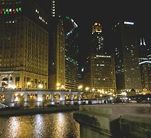 City River Lights by kalikristine