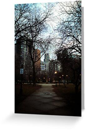 City Parks by kalikristine