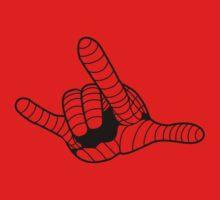 Rock 'N' Spider by kaligraf