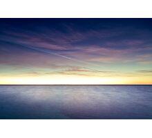 Vanilla Sky Photographic Print