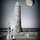 Clonmacnoise by Marcia Luly