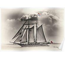 Flying Dutchman Poster