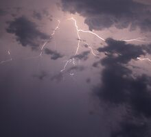 Lightning Quakes by Cassie Robinson