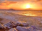 Worthing Beach Sunrise 2 - Boxing Day 2012 - HDR by Colin J Williams Photography