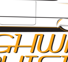Highway cruiser... Sticker