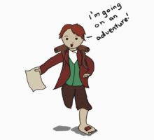 I'm Going On An Adventure! by Máirín  Byrne