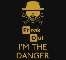 Freak out I'm the DANGER  by karlangas