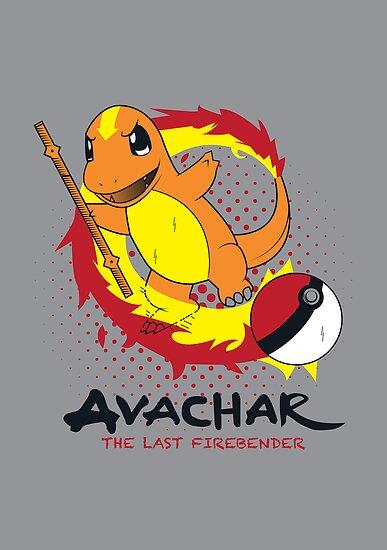 Avachar- The last Firebender by GordonBDesigns
