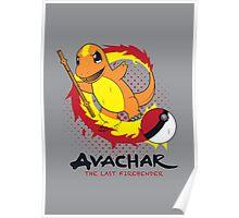 Avachar- The last Firebender Poster