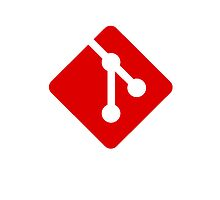 Git for iPhone - Red logo by Ozh !