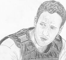 Steve McGarrett, Hawaii Five-0 by BrynnH87