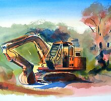 Duty Dozer by KipDeVore