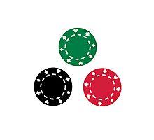 Poker casino Photographic Print