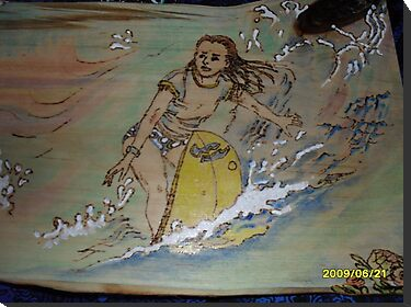 Surfer girl by lynnieB