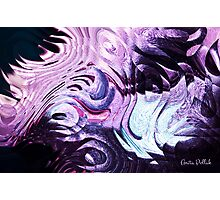 The Lavender Ness Monster! Photographic Print