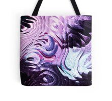The Lavender Ness Monster! Tote Bag