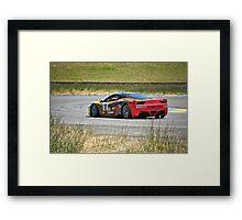 F458 Ferrari Italia II Framed Print