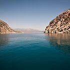 Turkish bay by David Isaacson