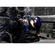 Disintegrate Photographic Print