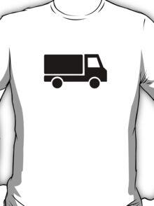 Truck icon T-Shirt