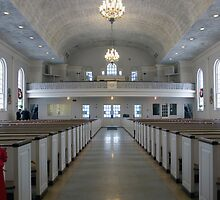 Silence Echoes Down The Aisle by Gene Walls
