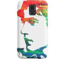 rainbow 'out' magazine Samsung Galaxy Case/Skin