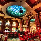 Lobby Bar at the El Paso Camino Real Hotel by Ray Chiarello