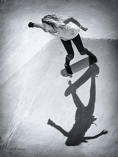 Skate 6 by Jan Pudney