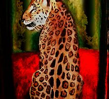 The Jaguar by paintingsbycr10