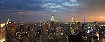 New York City Skyline by Johnathan  Au