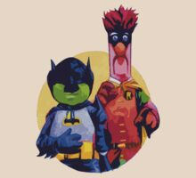 Frosty Antler - Muppets Batman and Robin by FrostyAntler