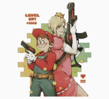 Wreck it Ralph: Hero's Cuties by sweetlitlekitty