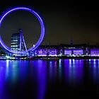 London Eye by Lee Rolfe