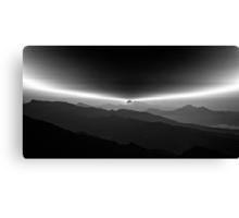 Annapurna Sunrise Canvas Print