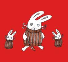 Cozy Bunnies T-Shirt