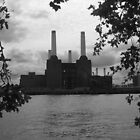 Battersea Power Station by Karen Hood
