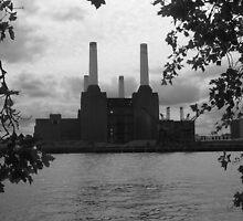 Battersea Power Station by Karen Hood