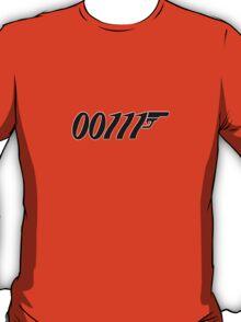 007 Binary 00111  T-Shirt