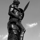 Statue of Achilles, London by Karen Hood