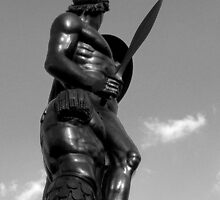 Statue of Achilles, London by Karen Hood