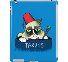 TARD-IS iPad Case/Skin