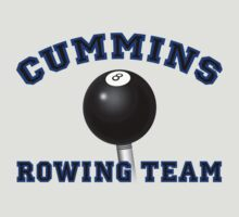 Cummins Rowing Team by Truck Tee's