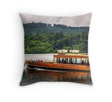 The Annie Mellor Throw Pillow