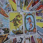 Tarot Cards by waywardsoncas