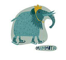 Mammoth Photographic Print