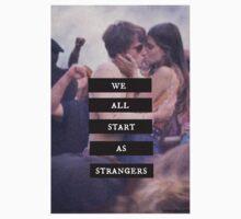 Strangers by walkingrainbow