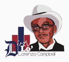 Dirty Lo: Lorenzo Campbell T-Shirt