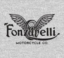 Fonzarelli Motorcycle Co. by CatchABrick